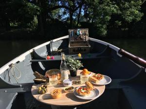 Norwich Rowing Boat