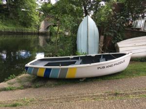 Norwich Rowing Boat Rental
